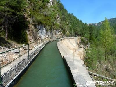 Hoz de Tragavivos; turismo por guadalajara; asociacion senderismo;actividades culturales en madrid